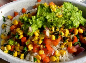 chipotle, burrito, bowl, healthy, recipe, fast food, restaurant, mexican, food