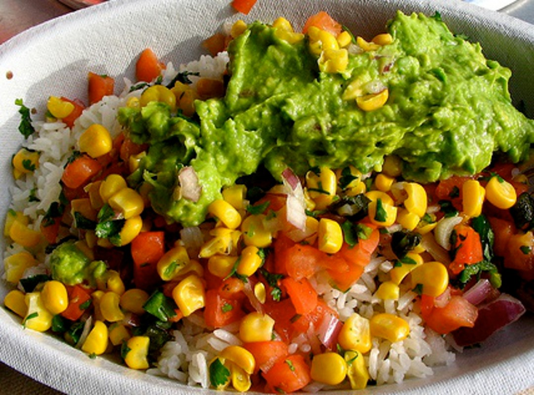 The healthiest drive thru options for your family for Cuisine vegan