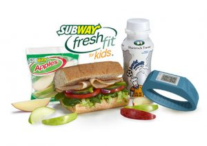 fresh fit, kids meal, healthy, drive thru, restaurant, fast food, subway, sandwich, active