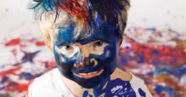 fingerpainting, child, art, messy, fun, parenting, creative