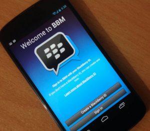 Blackberry-Video