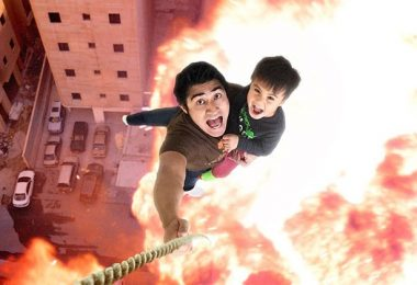 action hero kid, viral video, kids on youtube, james hashimoto, daniel hashimoto