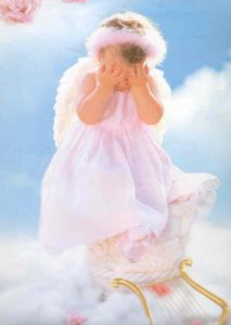 angel loses wings