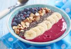 acai bowls, recipe, fam frenzy, healthy, breakfast, smoothie
