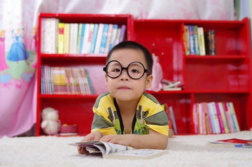 unique kids library