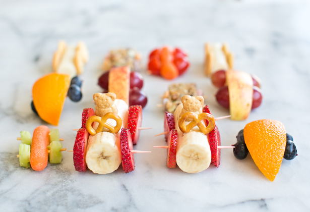 7 healthy snacks kids can make themselves for Easy after school snacks for kids to make